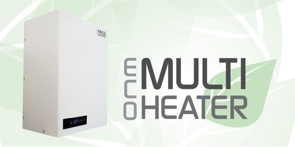 poistoilmalämpöpumppu Multiheater Eco
