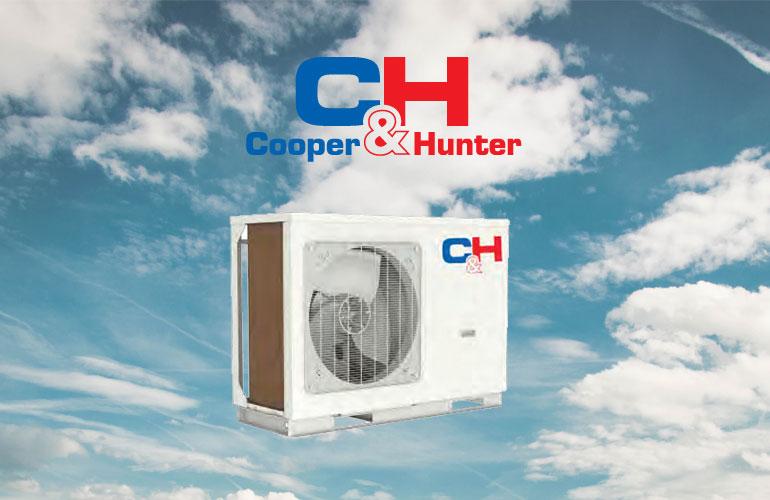 Cooper and hunter unitherm 3 monoblock ilmavesilämpöpumppu